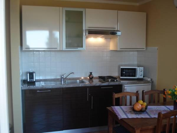 Apartmán typu Comfort se 2 ložnicemi a terasou (Comfort Two-Bedroom Apartment with Terrace)
