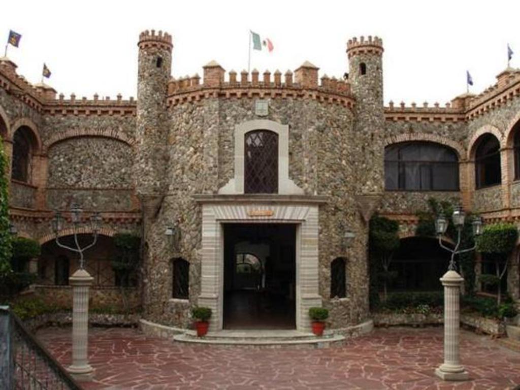 Hotel Castillo de Santa Cecilia | Guanajuato OFERTAS ACTUALIZADAS ...