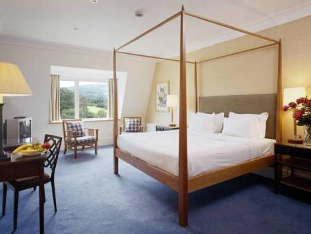 Double Room Ballymascanlon House Hotel