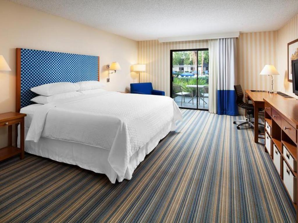 Standard - Quarto de hóspedes Four Points by Sheraton Bakersfield