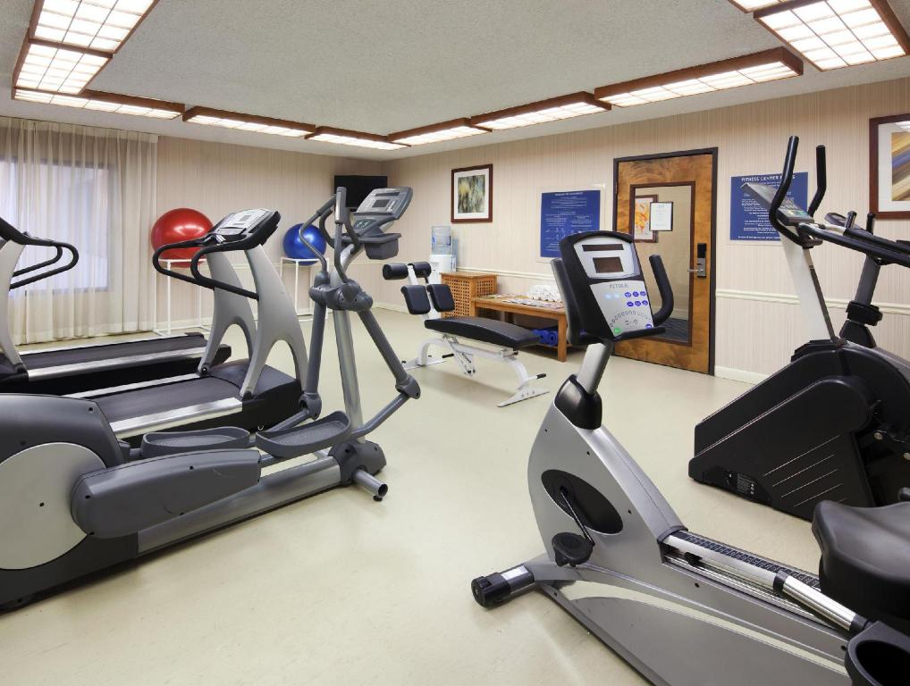 Fitnesscenter Four Points by Sheraton Bakersfield