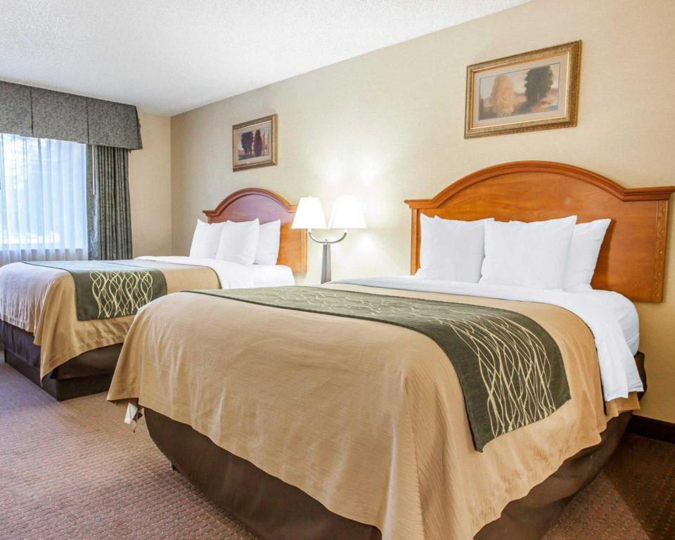 Studio Suite 2 Queens - Katil Comfort Inn and Suites Bothell - Seattle North