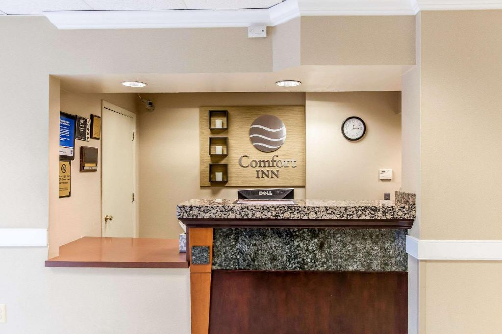 Lobi Comfort Inn Pentagon City