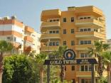 Gold Twins Suit Otel