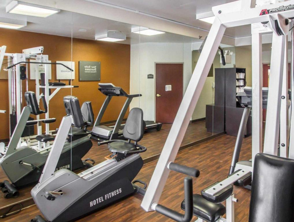 Fitnesa centrs Quality Suites