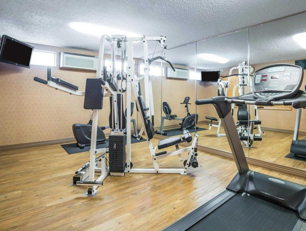 Fitnesscenter Quality Inn and Suites