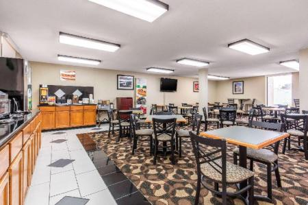 בית קפה Quality Inn Opryland Area Nashville