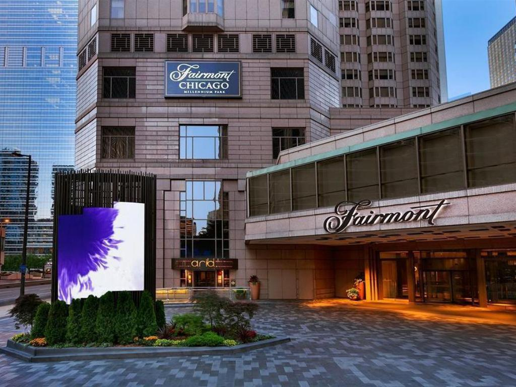 Image result for fairmont chicago