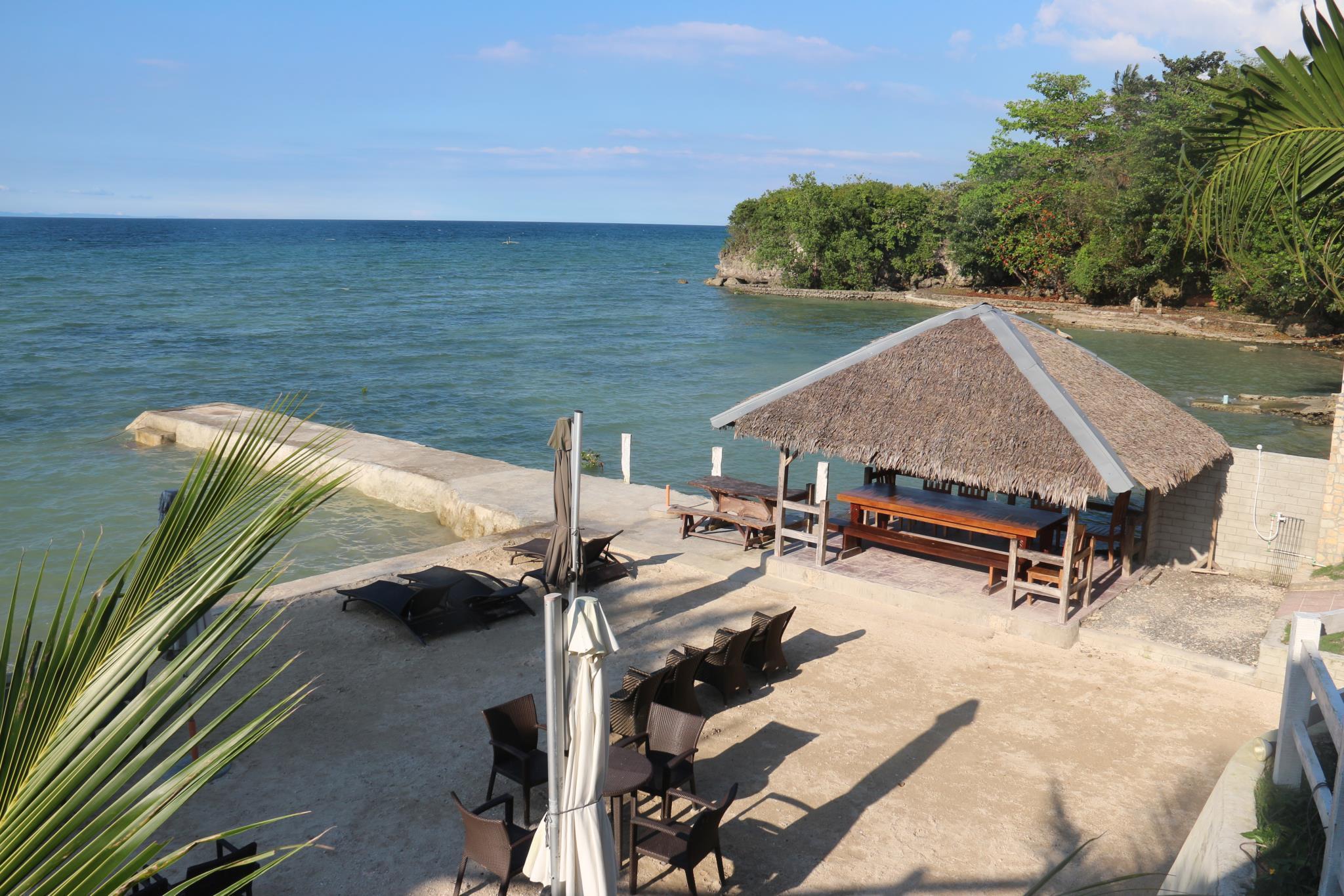 koppla in i Trinidad koppla av på stranden