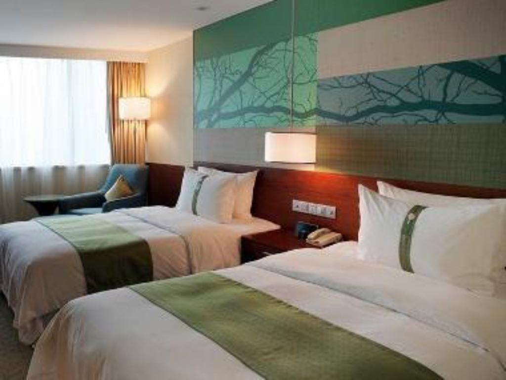 Superior Twin Bed Holiday Inn Shenzhen Donghua Hotel