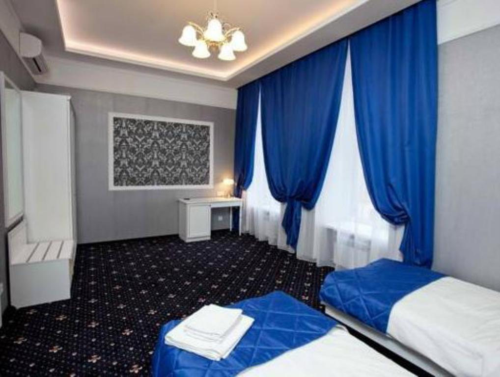 Standard Double or Twin Room Hotel Litera