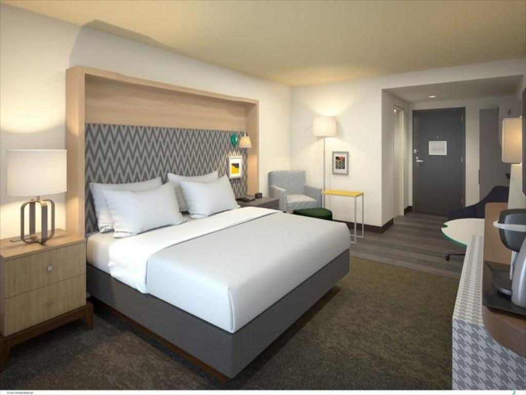 1 Bedroom Suite Non Smoking Holiday Inn Detroit Northwest - Livonia