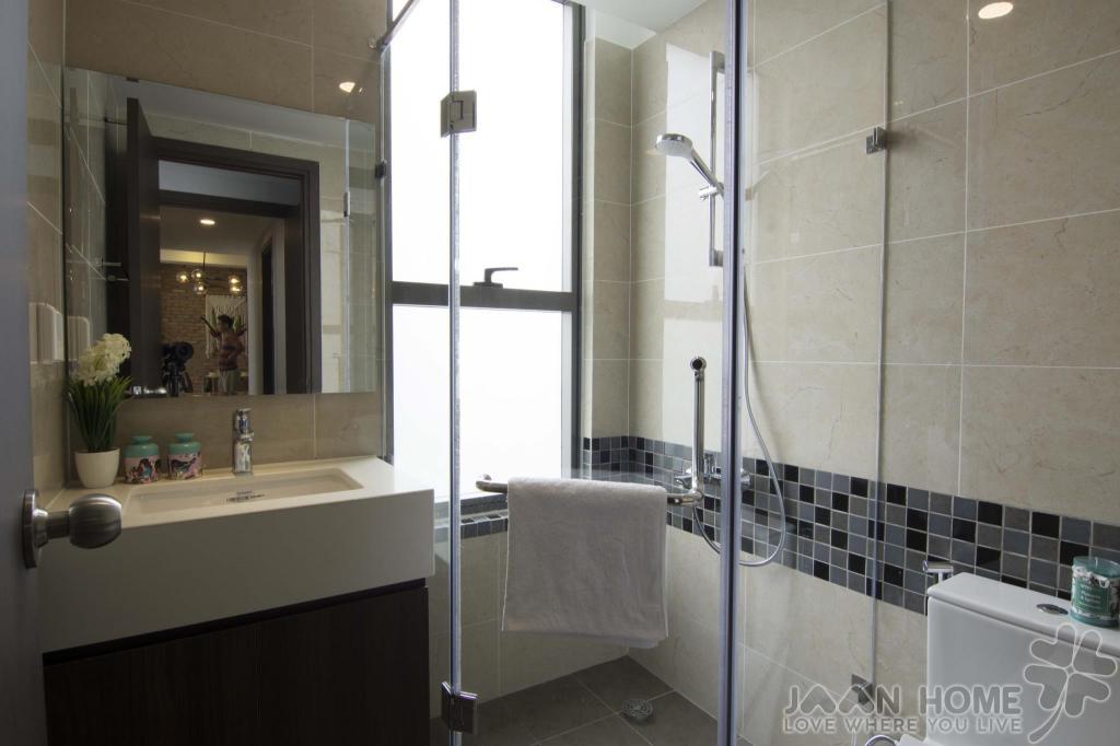 150m2 3 slaapkamer, 2 privé badkamer Appartement in District 4 ...