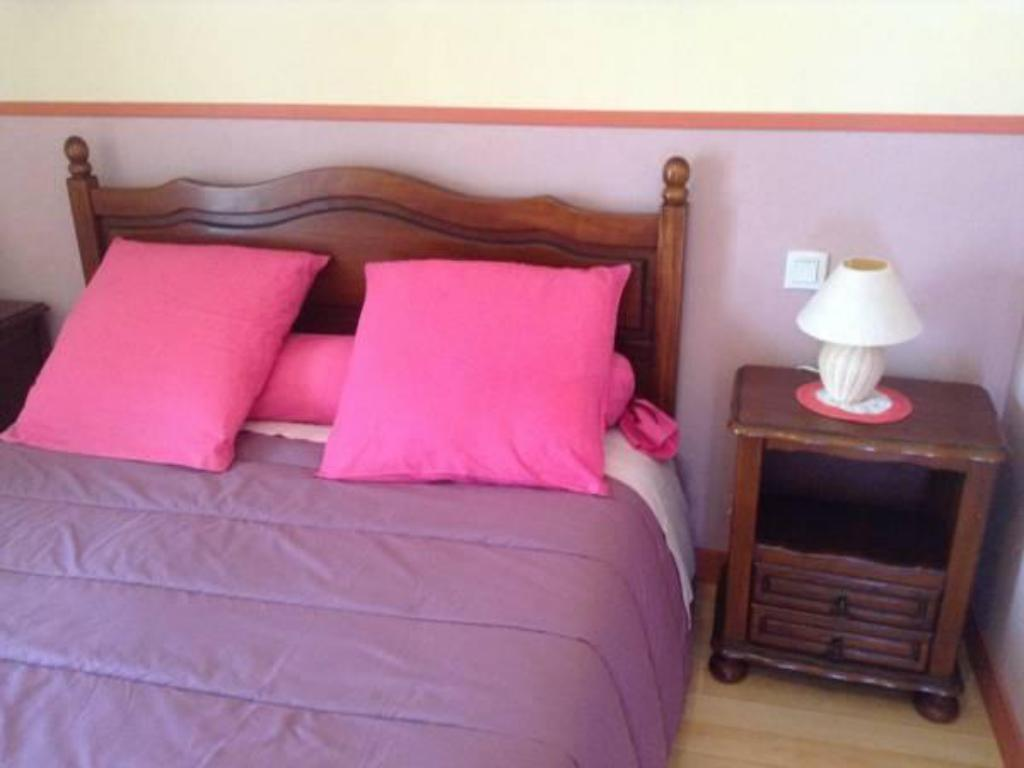 Double Room Chambres d'hotes Le Vaujual