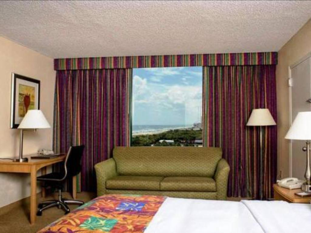 King Room - Non-Smoking Hilton Cocoa Beach Oceanfront Hotel