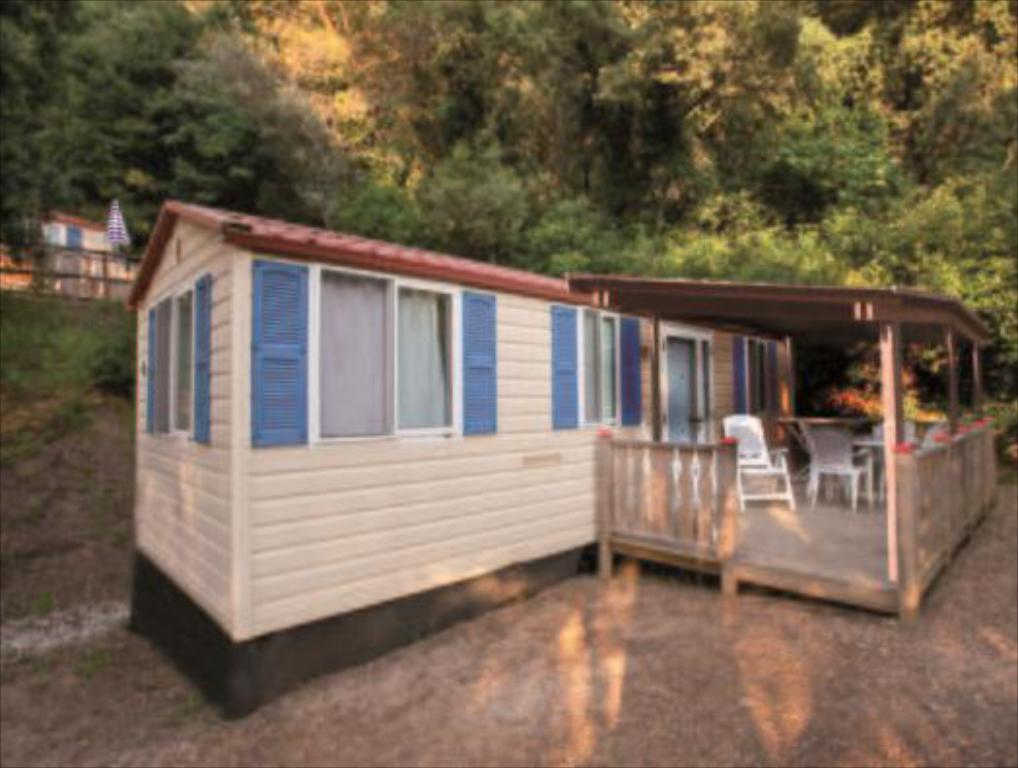 Exterior view Camping Le Pianacce