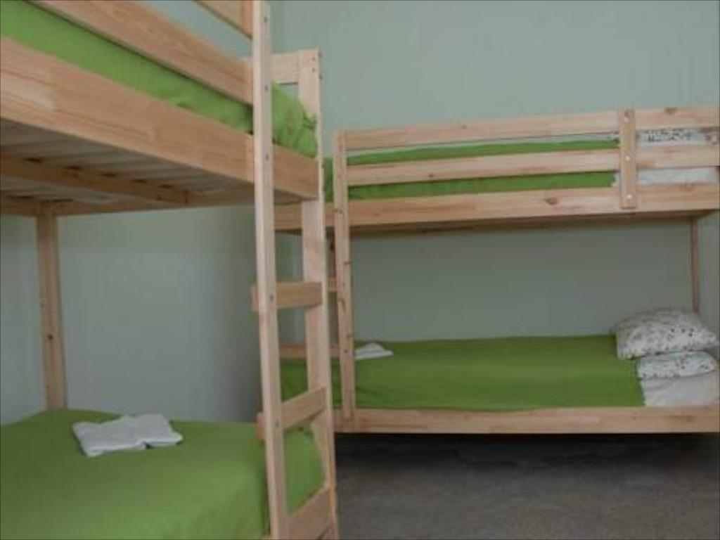 Bed in 4-Bed Mixed Dormitory Room Hostel Lomonosov