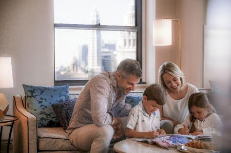 Vedere interior InterContinental Hotel Chicago