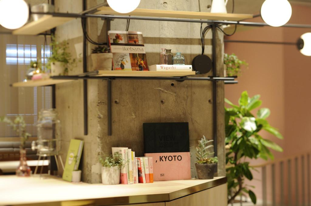 Lobby CAFETEL KYOTO SANJO for Ladies