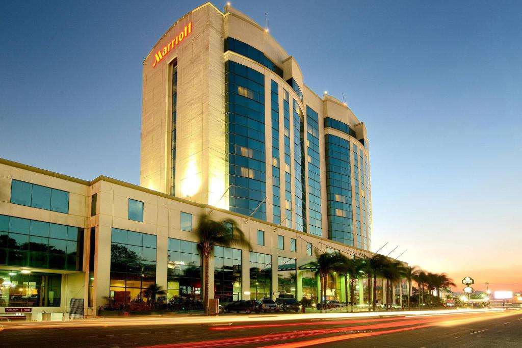 More about Tegucigalpa Marriott Hotel
