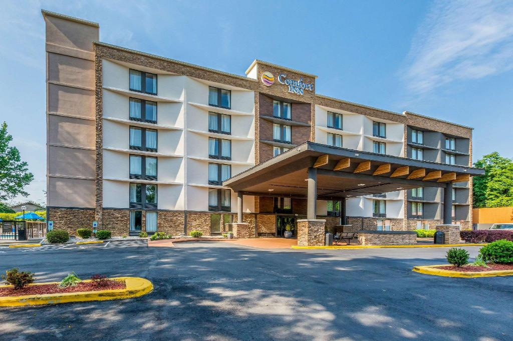 More about Comfort Inn Executive Park