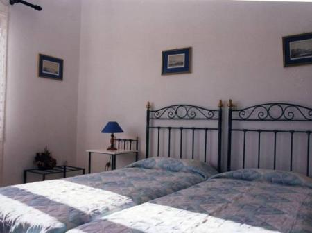 Room with Sea View Agnadi Syros Studios & Rooms