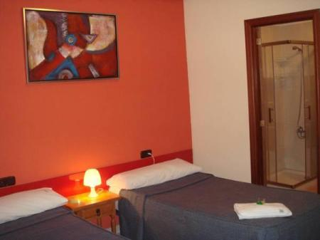 Double Room Hostal Escala Luna