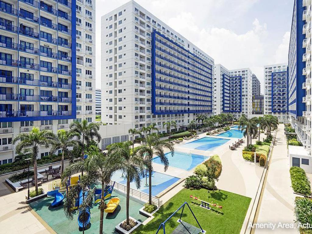 Homebound at Sea Residences Serviced Apartments in Manila