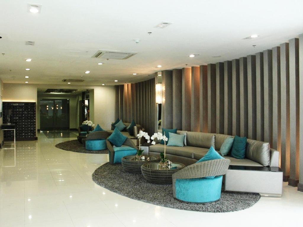 Lobby Homebound at Sea Residences Serviced Apartments