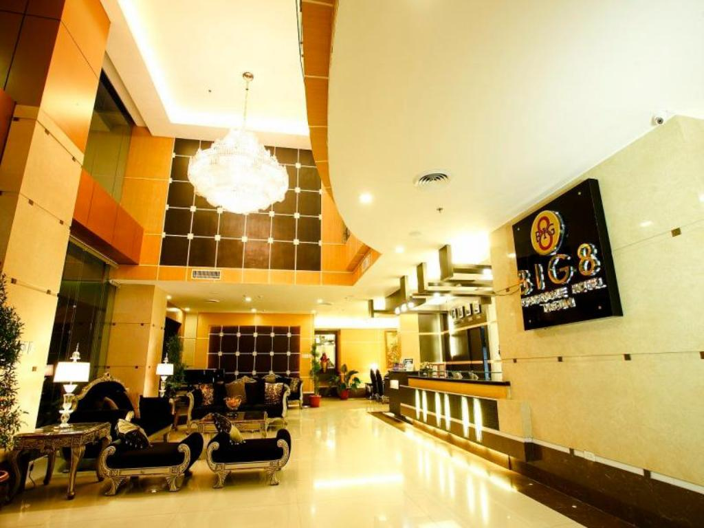 Big 8 Corporate Hotel in Tagum - Room Deals, Photos & Reviews