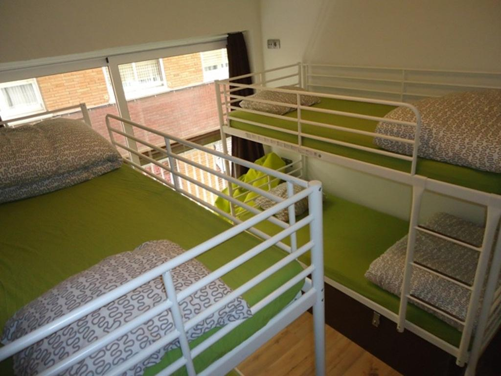 1 Bed in 4-Bed Superior Dormitory (Mixed)
