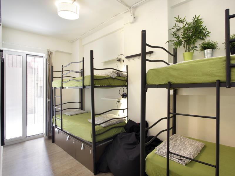 8-Bed Dormitory (Mixed)