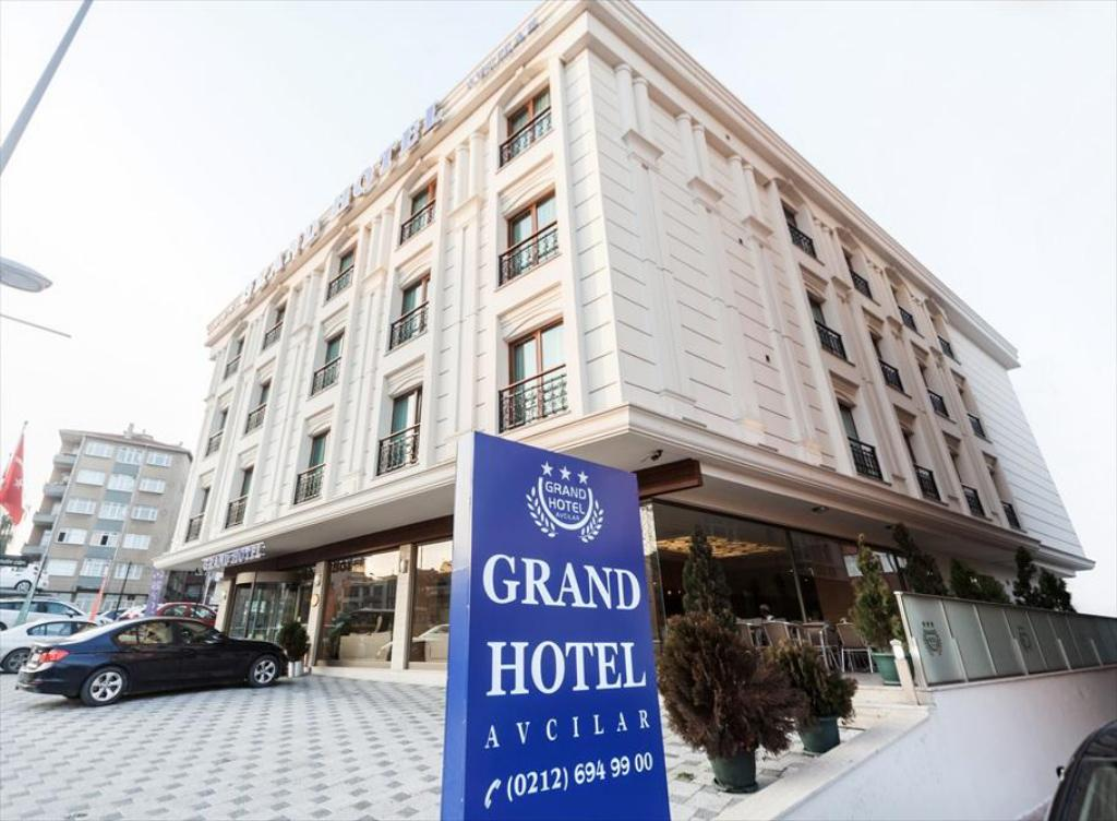 More about Grand Hotel Avcilar