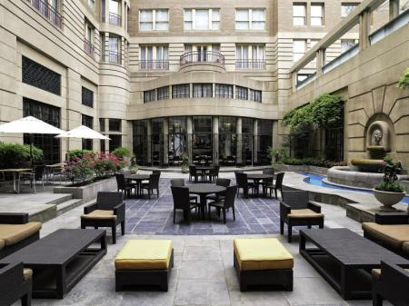 לובי The Westin Georgetown, Washington D.C.