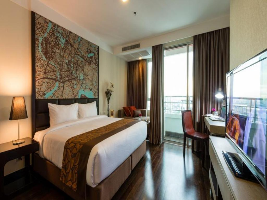 Deluxe Double Bed Jasmine Grande Residence