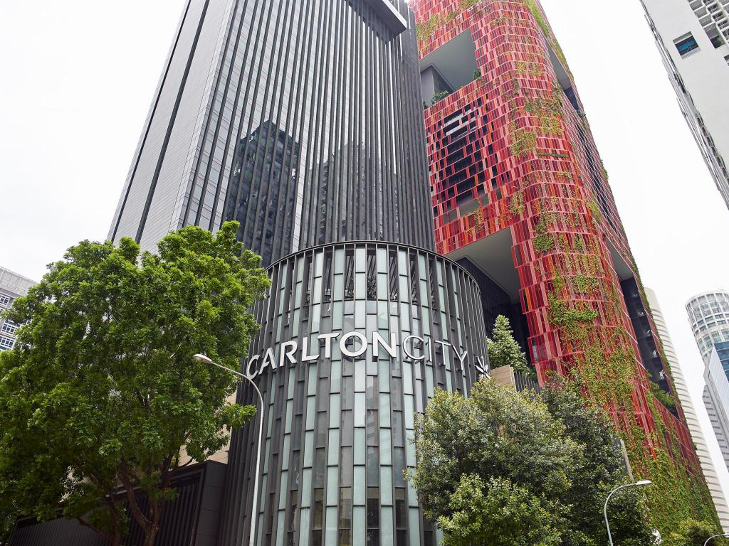 Carlton City Hotel Singapore - Room Deals, Photos & Reviews