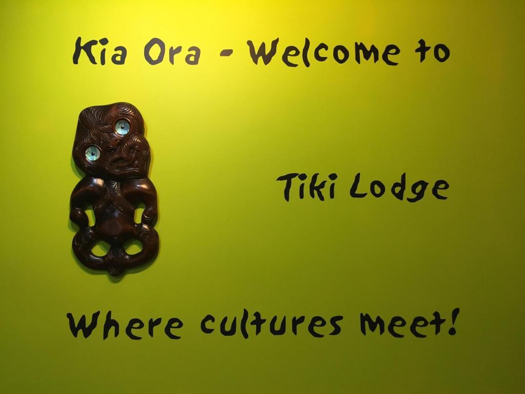 Tiki Lodge, Taupo ab 9 € - agoda.com