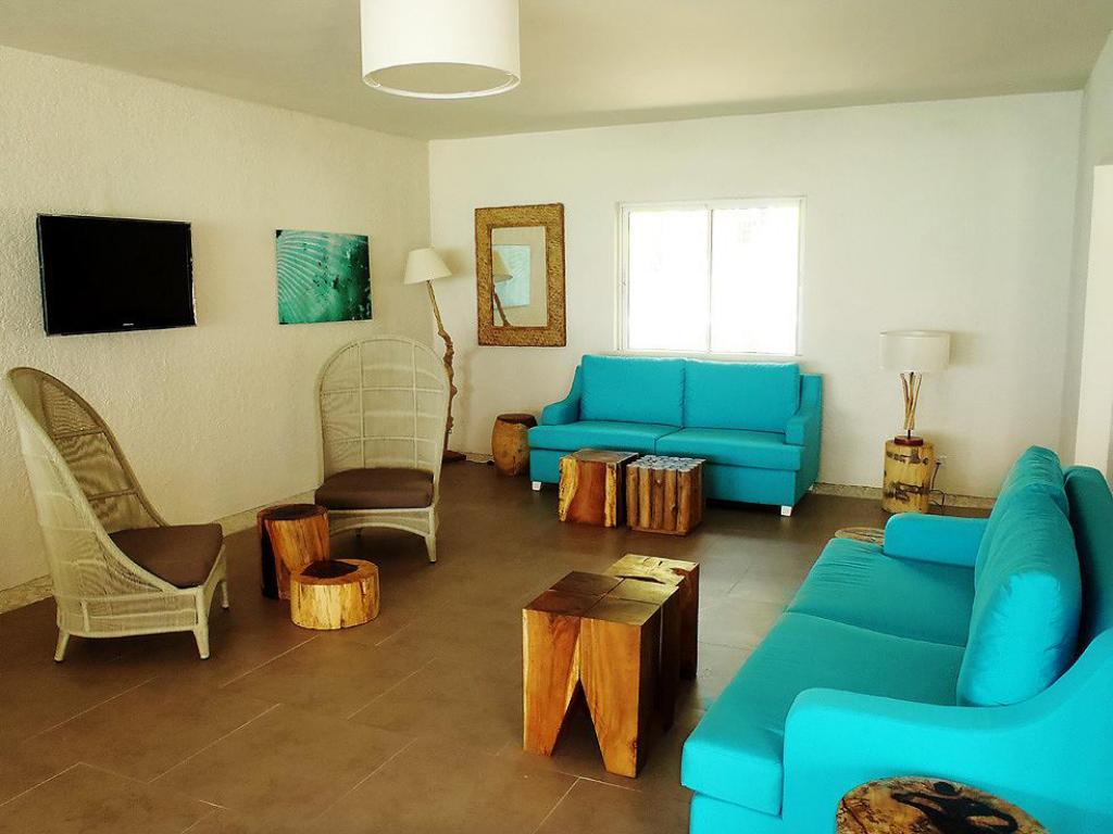 Lobby Astroea Beach Hotel - Adult Only