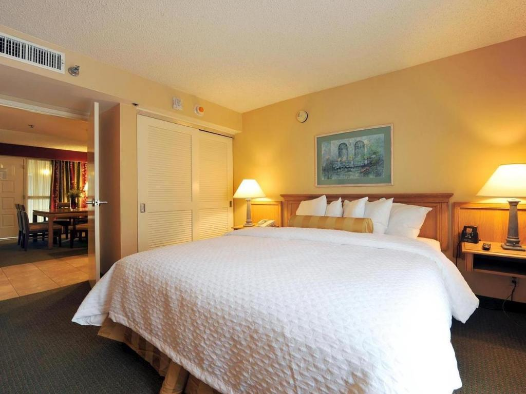 2 King 2 Bath Suite Non-Smoking - Værelse Embassy Suites Dallas Park Central Area