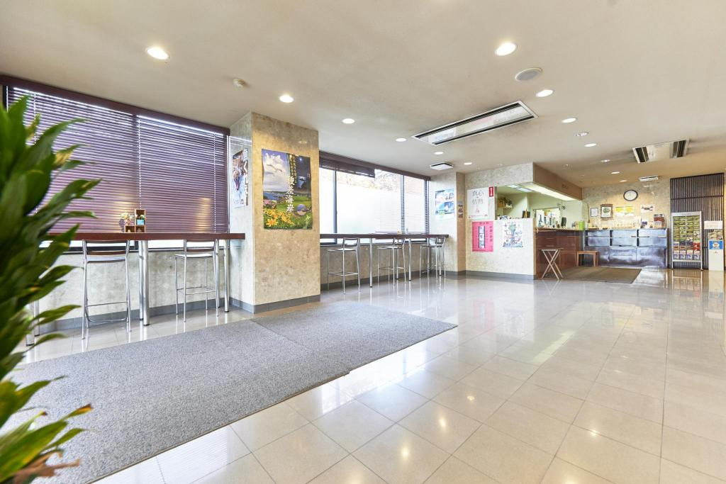 Lobby Hotel Select Inn Hachinohe