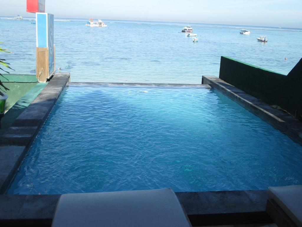 Swimmingpool Lembongan Made Inn