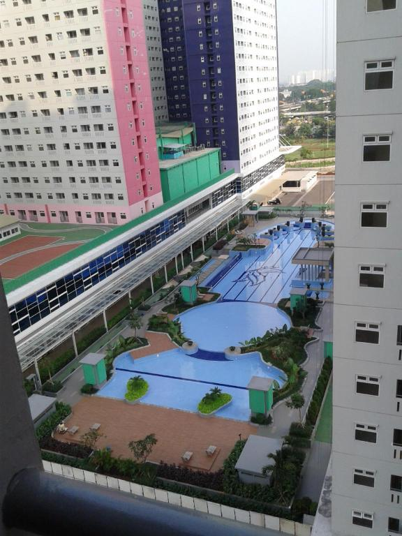 Green Pramuka City Nerine Tower Entire Apartment Jakarta Deals Photos Reviews