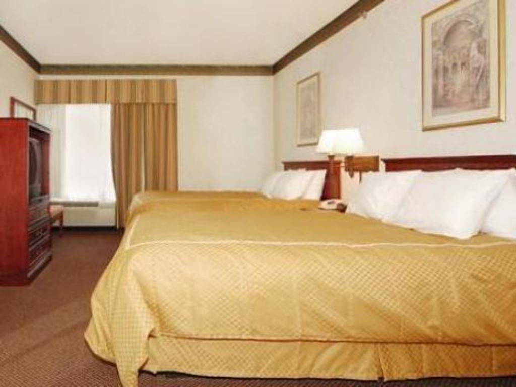 Doble llit Queen - Llit Comfort Suites Hotel Newark