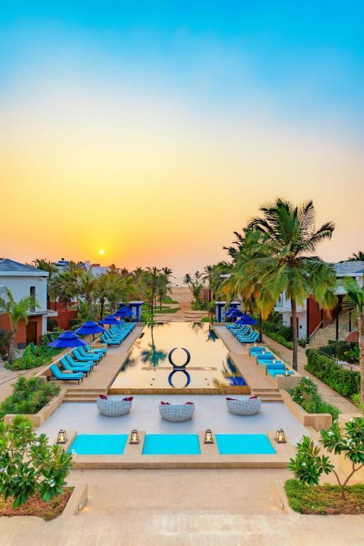 acheter populaire 95392 0df2d Azaya Beach Resort, Goa, India - Photos, Room Rates & Promotions