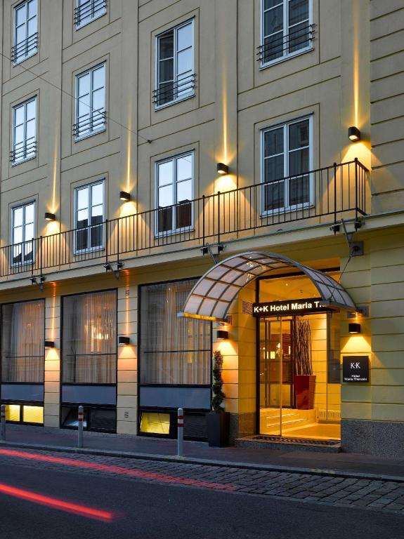 More about K+K Hotel Maria Theresia