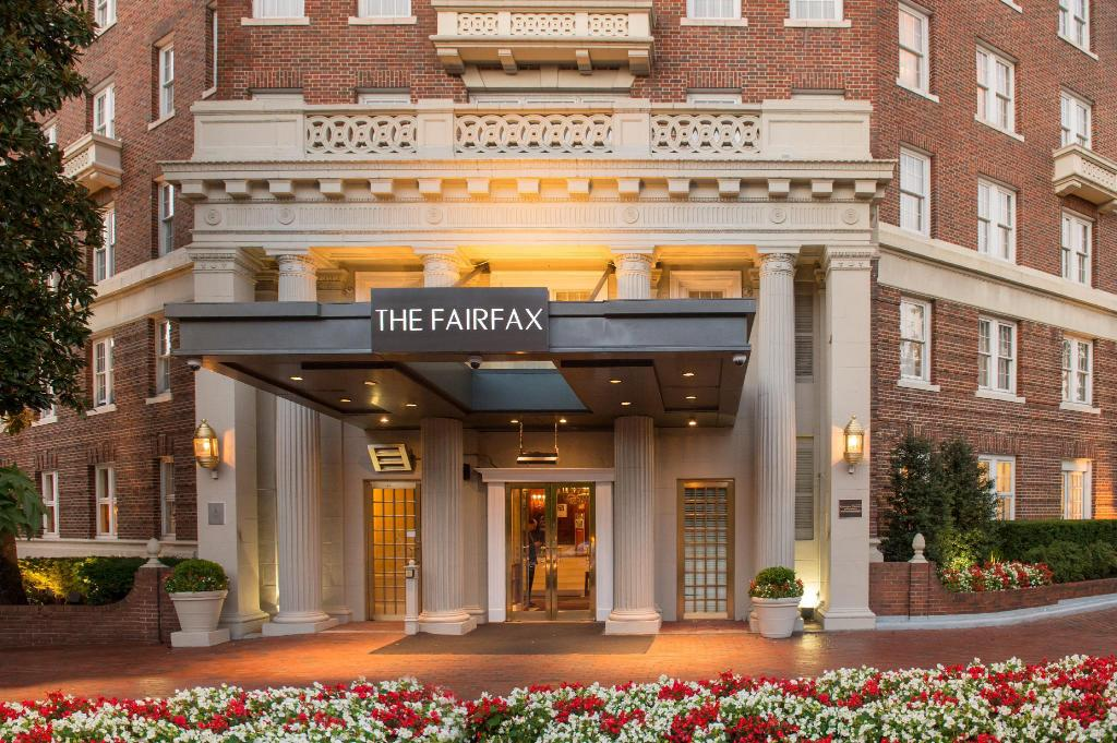 More about The Fairfax at Embassy Row, Washington D.C