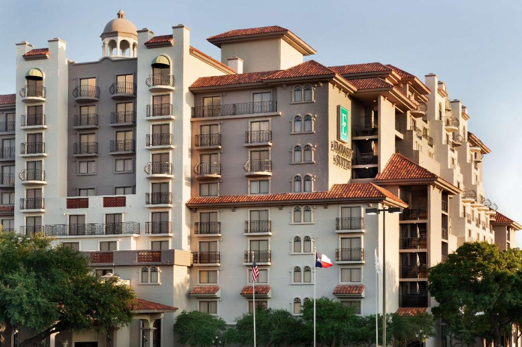 Embassy Suites Dallas Dfw International Airport South Hotel