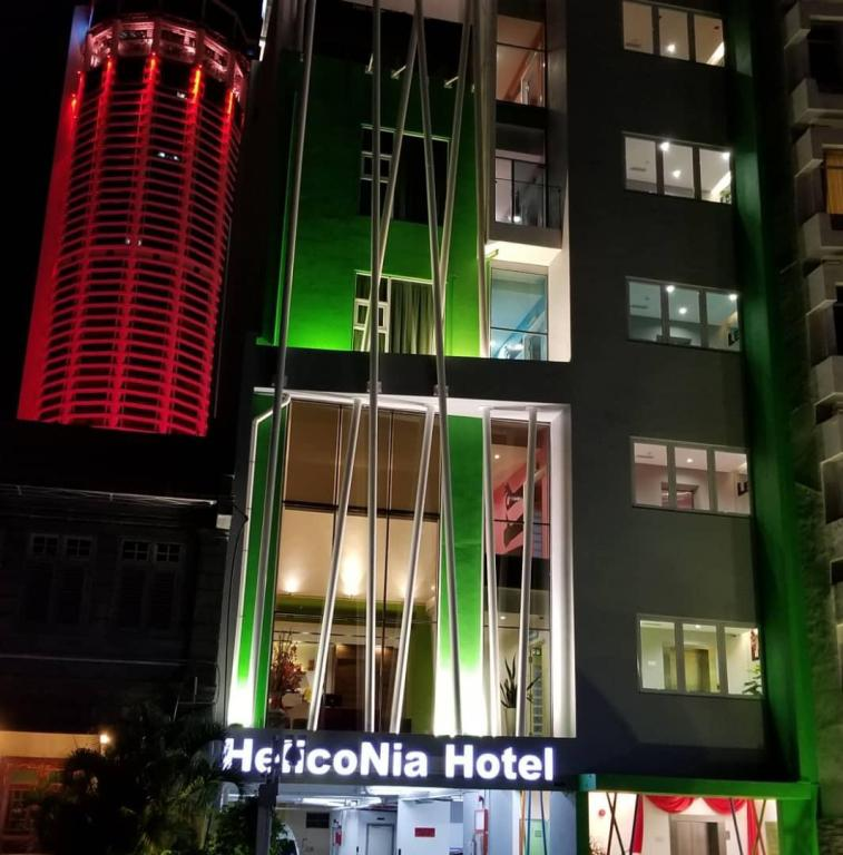 More about Heliconia Hotel