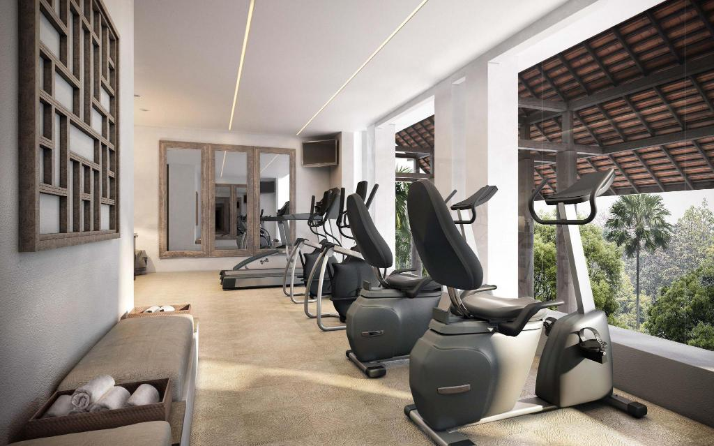 Fitness center Raya Heritage