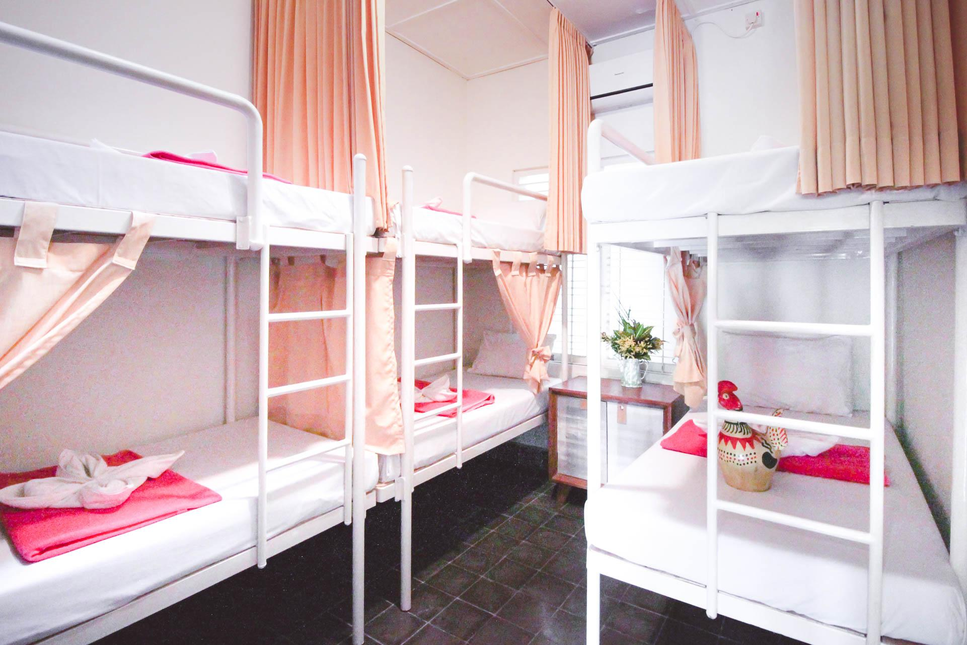 1 Person in 6-Bed Standard Dormitory - Mixed